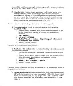 Sle Speech To Persuade persuasive outline template 28 images best photos of