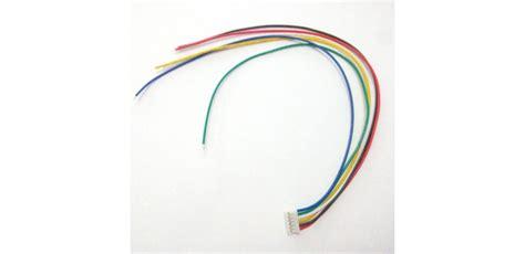 Kabel Ties 20cm Tora jual kabel 20cm 6pin untuk gp2y1010au0f gp2y1050au0f