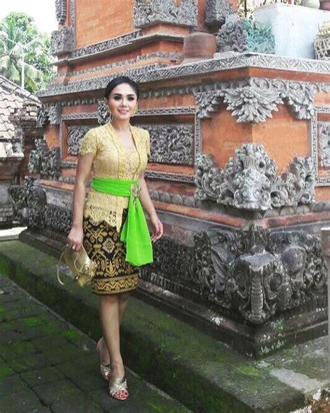 Blouse Batik Serasi Verina Kuning 628 best attire indonesia images on batik fashion kebaya and kebayas