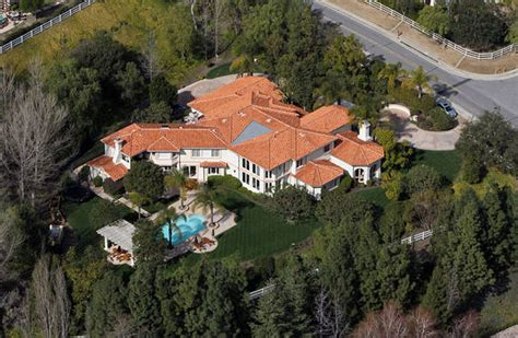 kris jenners address calabasas mansion
