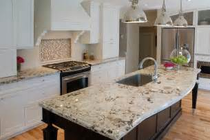 kitchen get the perfect additional space with granite top