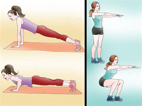 3 ways to get great abs wikihow