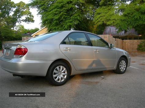 Toyota Camry Ex 2005 Toyota Camry Le 7 Year Meticulously Maintained Ex