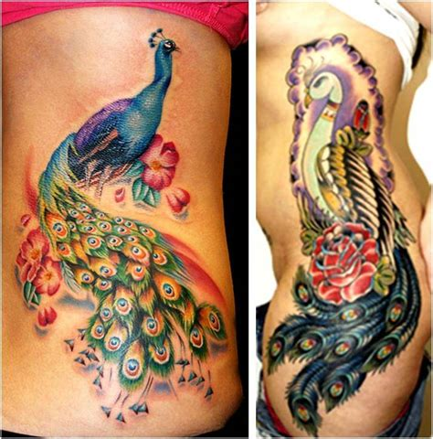 Tattoo Meaning Peacock | zoom tattoos peacock tattoos and meaning