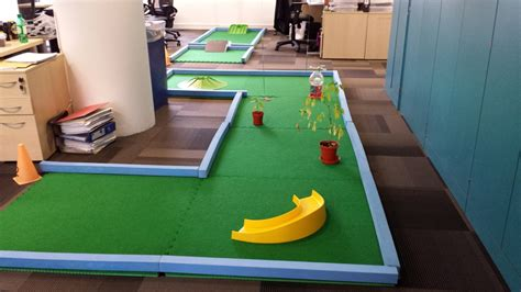 Office Mini Golf by Corporate Mini Golf Hire Archives Golf
