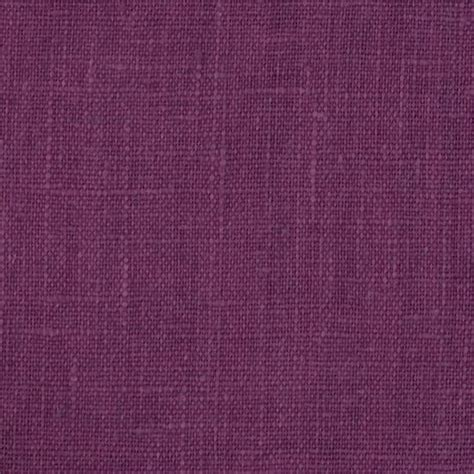 Discount Country Home Decor by European 100 Linen Purple Discount Designer Fabric