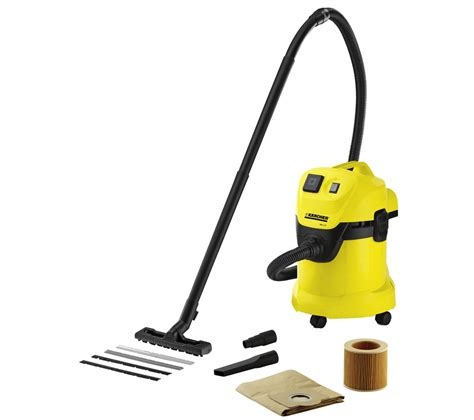Vacuum Cleaner Karcher buy karcher mv3 p cylinder vacuum cleaner black yellow free delivery currys
