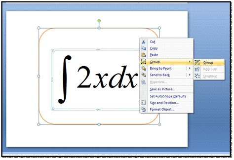 membuat rumus matematika di power point membuat rumus matematika fisika di blog de eka