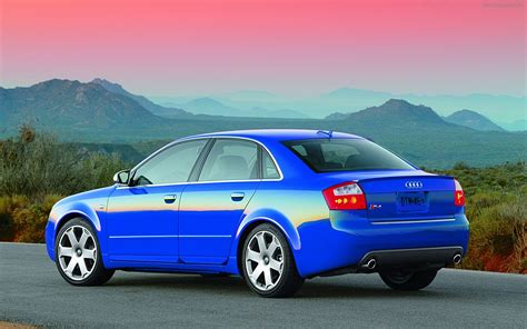 02 Audi S4 by Audi S4 2005 Widescreen Car Wallpapers 02 Of 18