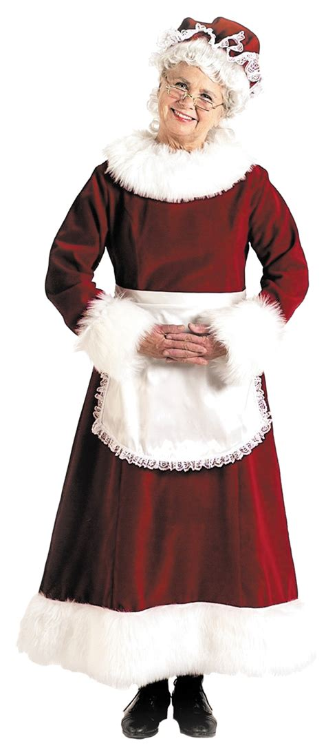 santa dress long 16 to 18 velvet santa dress velvet mrs