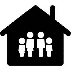 haus der familie haus der familie der kostenlosen icons