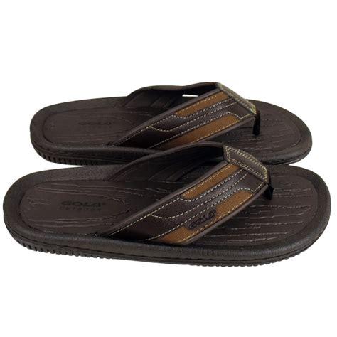 mens shower sandals mens gola flip flop sandal brown slide sandals pool