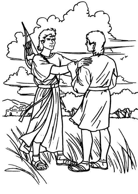sunday school coloring pages king david 202 best children s ministry saul david solomon and
