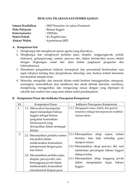 Cd Rpp Ppkn Kelas Viii Kurikulum 2013 Revisi 2017 delbackup