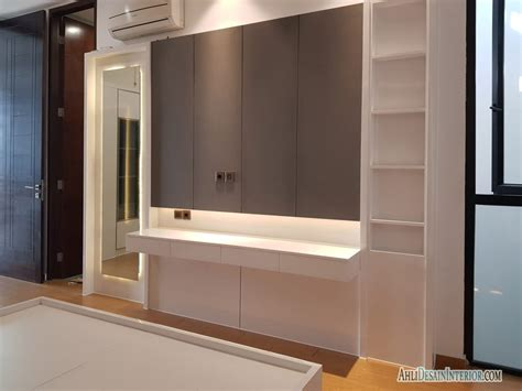 desain kamar tidur nuansa putih abu abu jasa desain