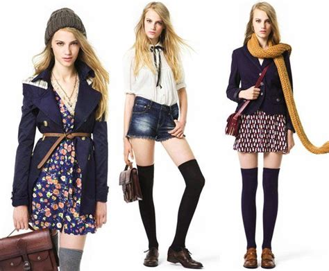 Coolest Back To School Looks Winter Fashion Trend by 70s Style Womens 70s Fashion Through The Decades