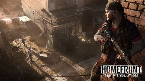 pc game wallpaper 4k homefront the revolution wallpapers in ultra hd 4k