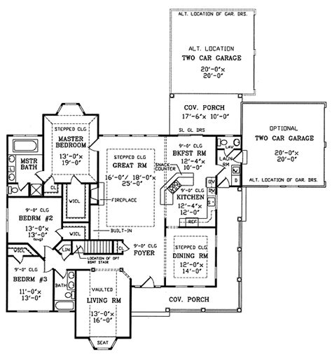 Inspired By Country Folk Victorian 3844ja 1st Floor Folk House Plans