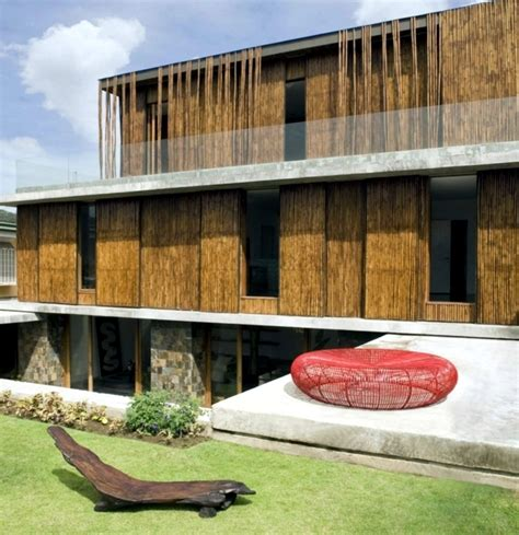 wood house design in the philippines exotic wood and stone house in the philippines interior design ideas ofdesign