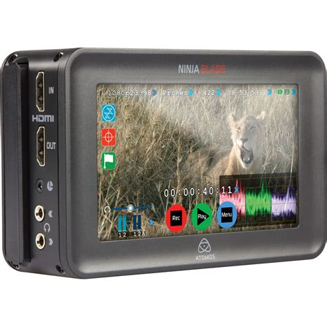 atomos blade 5 quot hdmi on monitor atomnjb001 b h