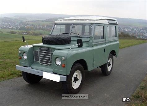 toyota land rover 1980 1980 land rover defender car photo and specs