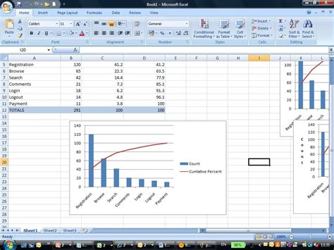 pareto chart template excel 2010 index of wp content uploads 2010 07