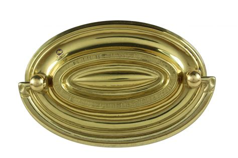 Cabinet Le Bras by Hepplewhite Drawer Pull Polished Solid Brass 3 1 2 Quot W