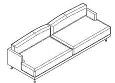 divano 3d dwg librerie di blocchi cad da scaricare gratis