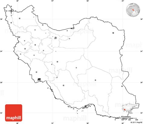 iran map coloring page blank simple map of iran cropped outside no labels
