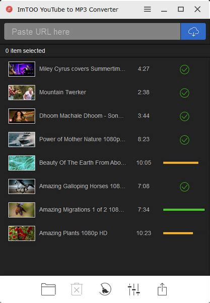 download mp try me imtoo youtube to mp3 converter screenshot