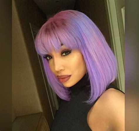 ideas  short lilac hair  pinterest lilac