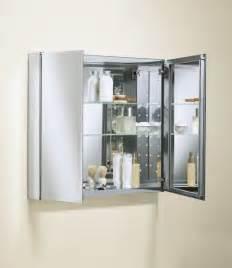 kohler bathroom mirror cabinet kohler k cb clc3026fs 30 quot x 26 quot door mirrored