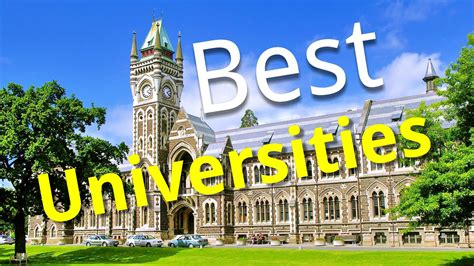 best universities in top 10 best universities in the world 2015