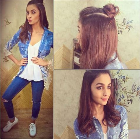 fashion hairstyles instagram 10 shaandaar alia bhatt hairstyles you can try with your