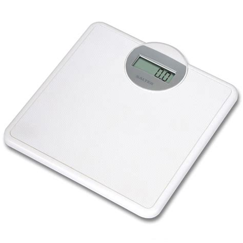 White Bathroom Scales by Salter Electronic Bathroom Scales White Bathroom Scales