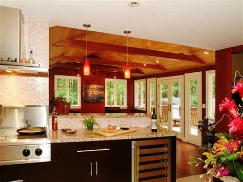kitchen color scheme kitchen elegant kitchen color schemes with wood cabinets