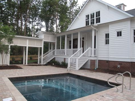 fowler home design inc traditional southern style country pool birmingham
