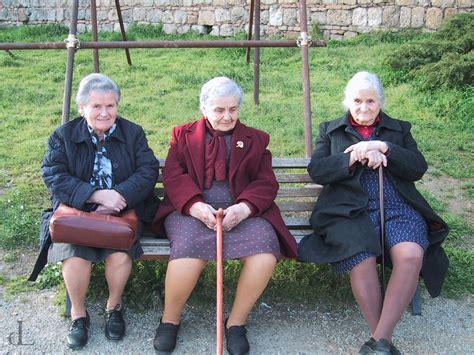 old ladies group idea a2 short film prodcution