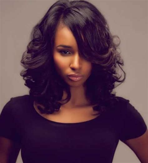 long bob thin hair heavy woman 20 long bob hairstyles for black women bob hairstyles