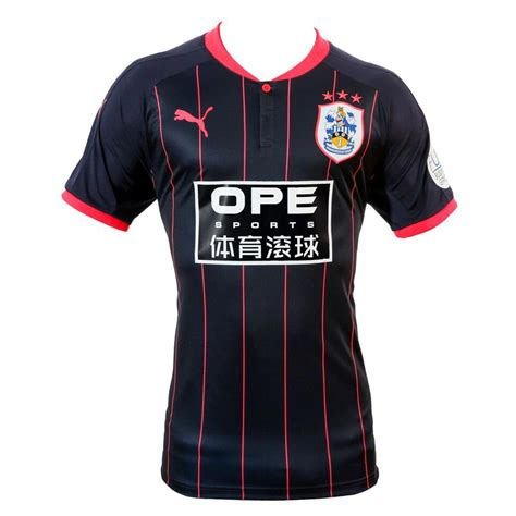 tow boat shirts navy pink huddersfield town 17 18 away kit released
