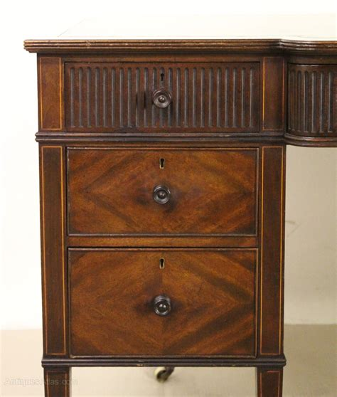 mahogany writing desk mahogany writing desk by maple and co antiques atlas