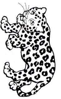 What Color Are Jaguars Free Coloring Pages Of Jaguar