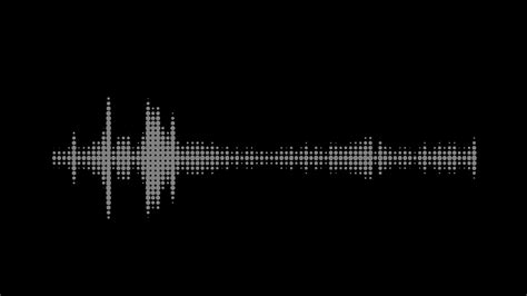 with audio a simple way of achieving audio spectrum like dots to