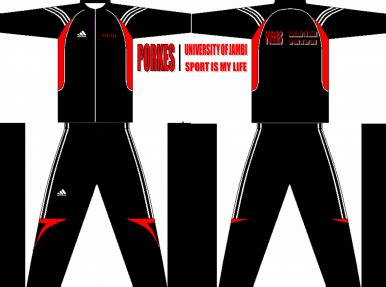 Desain Jaket Ipsi | terima pesanan buat order baju seragam olahraga dan