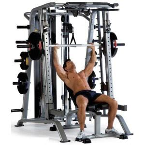 smith machine bad is the smith machine or bad for building