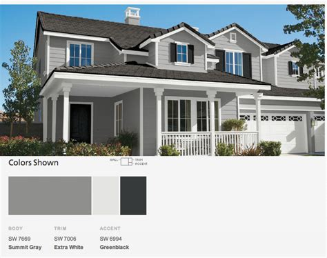 europe house color palette paint colors for your home exterior hommcps