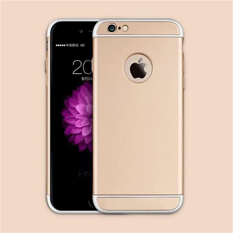 Ipaky Iphone 6 6g 6s Back Cover Armor Slim luxury ultra thin shockproof armor back cover for