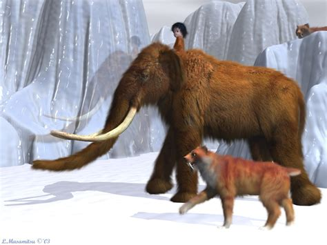 wooly mammoth ice age the gallery for gt ice age movie characters names