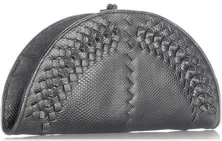 Bottega Veneta Karung Fan Clutch by Bottega Veneta Karung Fan Clutch Purseblog