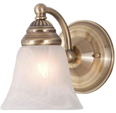 Antique Brass Wall Sconce Vaxcel Wl35121a Standford Antique Brass Wall Sconce Vxl Wl35121a